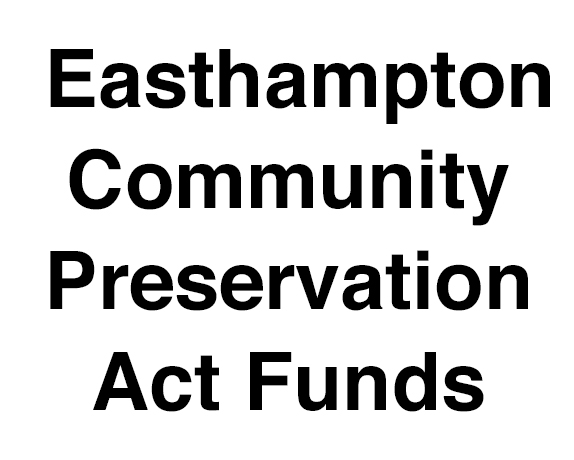 Easthampton Community Preservation Act Funds CPA